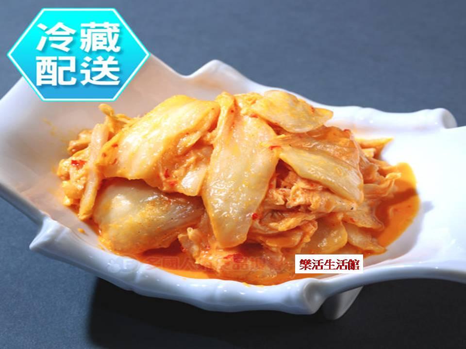 黃金泡菜 500g  樂活生活館