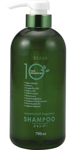 La maison生活小舖《熊野10種植物萃取精華洗髮/潤髮精700ml 》植物天然洗髮精 採溫和配方不含矽靈 綠色奇蹟洗髮精 日本製