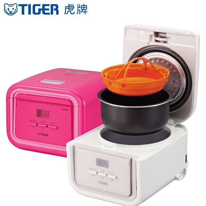 TIGER虎牌 3人份tacook微電腦電子鍋 JAJ-A55R