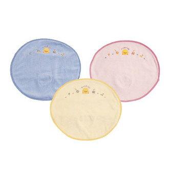 黃色小鴨乳膠塑型枕-枕套【德芳保健藥妝】(顏色隨機出貨)