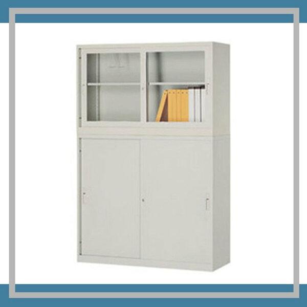 『商款熱銷款』【辦公家具】A-4601整台份4尺拉門資料文件檔案櫃櫃子檔案收納內務休息室