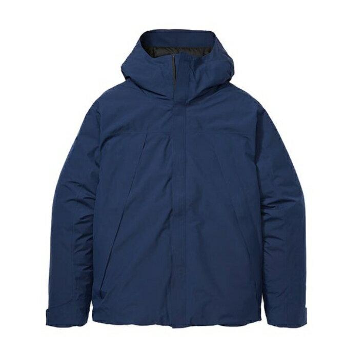 ├登山樂┤美國 Marmot Greenpoint 男款防水透氣保暖外套 #11250-2975 -Arctic Navy