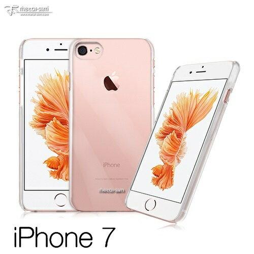 【UNIPRO】Metal-Slim Apple iPhone 7 8 4.7吋 高抗刮PC透明保護殼手機殼 i7