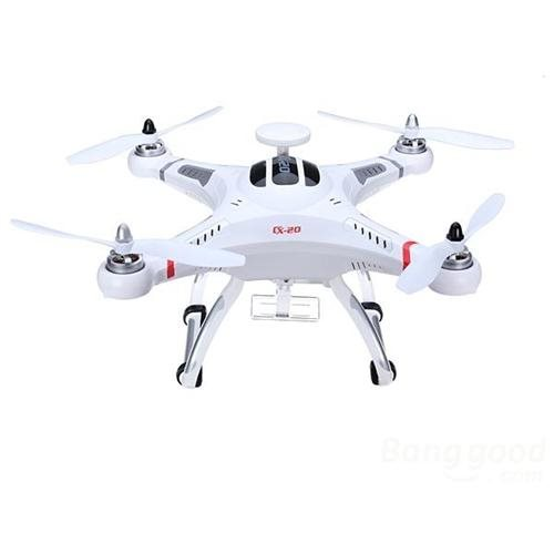 Microgear 2.4 GHz. CX20 Auto-Pathfinder FPV RC Quadcopter With GPS RTF 3