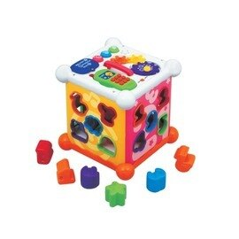Toyroyal樂雅 - 音樂六面盒