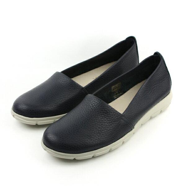 The FLEXX 平底鞋 深藍 女款 no061
