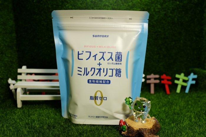比菲德氏菌 + 乳寡醣1.7g*30條#三得利 SUNTORY