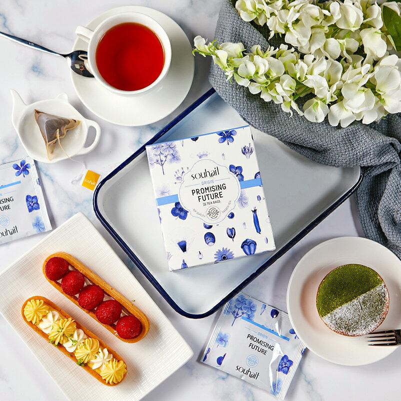 試喝包 Souhait Tea清香微甘愛爾蘭早餐茶 - Promising Future 成功在望 2
