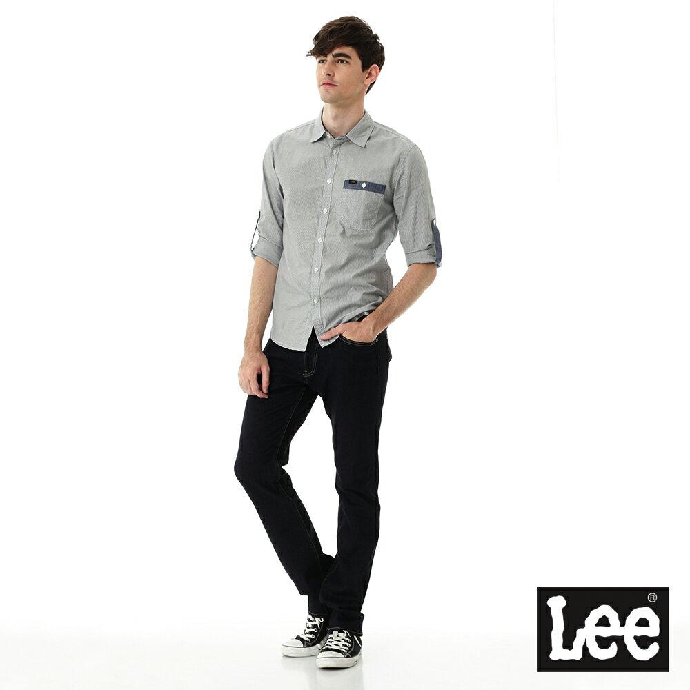 Lee 條紋長袖襯衫 5