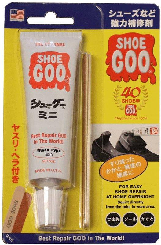 【容量50g】Shoe Goo 鞋固膠 (黑色)