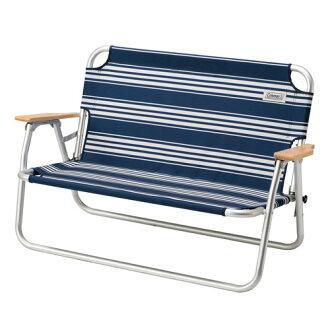 【暫缺貨】中和安坑 Coleman CM-31287 輕鬆折疊長椅 休閒椅 摺疊椅 情人椅 雙人椅