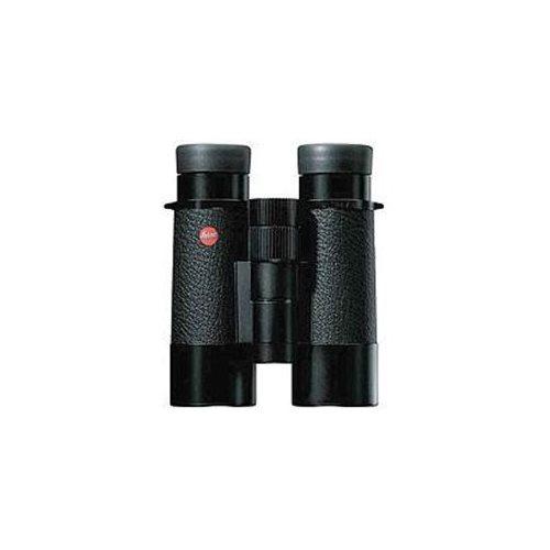 Leica 10x42 BL Ultravid Leather Covered Binoculars Black 0