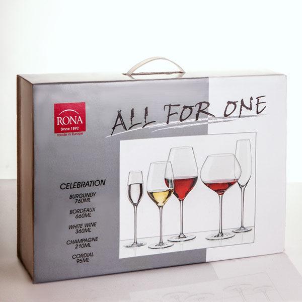《RONA樂娜》Celebration專業杯系列-AllforOne禮盒組