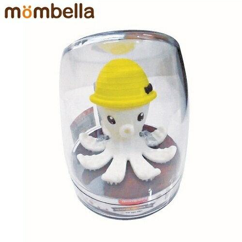 【安琪兒】【mombella】樂咬咬章魚固齒器-盒蓋裝(4色) 5