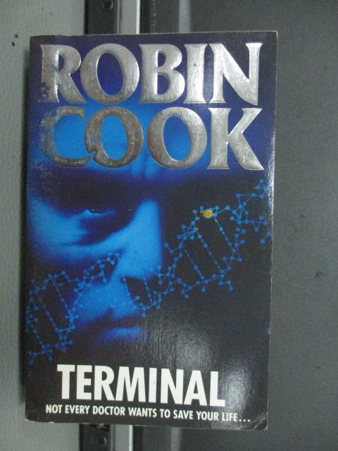 【書寶二手書T8/原文小說_MRY】TERMINAL_Robin Cook