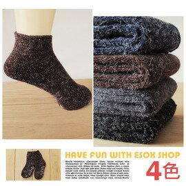 【esoxshop】╭*高品質童襪 毛絨絨質感止滑保暖襪╭*6-12歲╭*男女款╭*《厚毛襪/止滑襪》