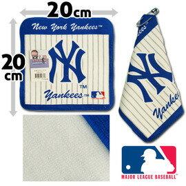 衣襪酷 EWAKU:【esoxshop】╭*不定期新增╭*MLB洋基系列方巾╭*多款《手巾毛巾手帕yankees》