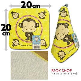 【esoxshop】╭*不定期新增╭*Hello-PPi-RiRi 小猴系列方巾╭*可愛多款《手巾/毛巾/手帕》