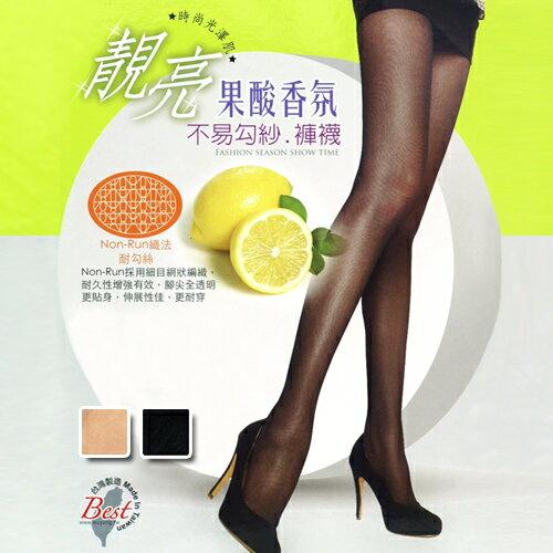 【esoxshop】靚亮 果酸香氛 時尚光澤肌褲襪 不易勾紗 台灣製 Grace