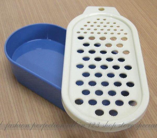 食物研磨器-磨泥器PS材質S401 果菜磨湖器 附盒【DK304】◎123便利屋◎