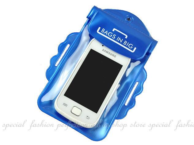 手機防水袋- 法蒂希 數位相機防水袋 證件收納袋 防水包 戲水袋【DD330】◎123便利屋◎