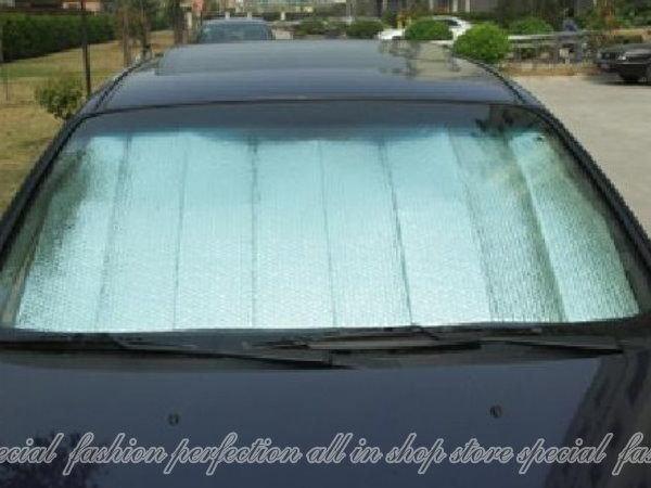 ◎123便利屋◎【DQ124】雙面銀色鋁箔氣泡 汽車遮陽板 前擋遮陽簾 斷熱板 隔熱板60X130