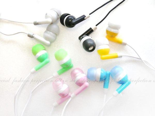 第三代防噪耳機.內耳耳機 耳塞式耳機 附方形收線盒+3組耳塞套iopd可用【DD316】◎123便利屋◎