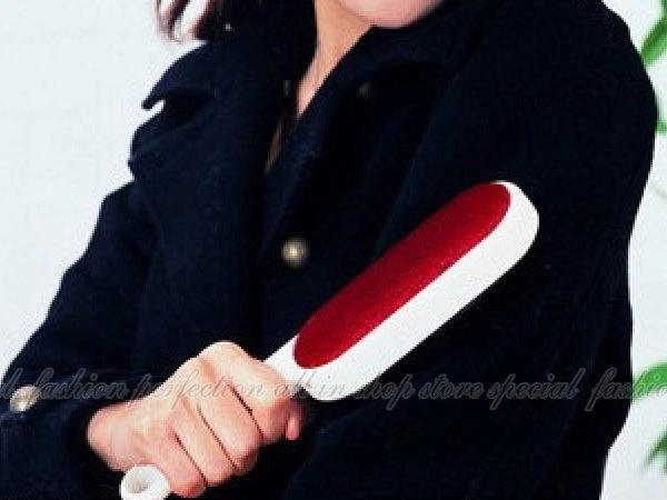 神奇除塵靜電刷 魔術刷 乾洗刷 除毛刷 毛料 毛屑【DS190】◎123便利屋◎