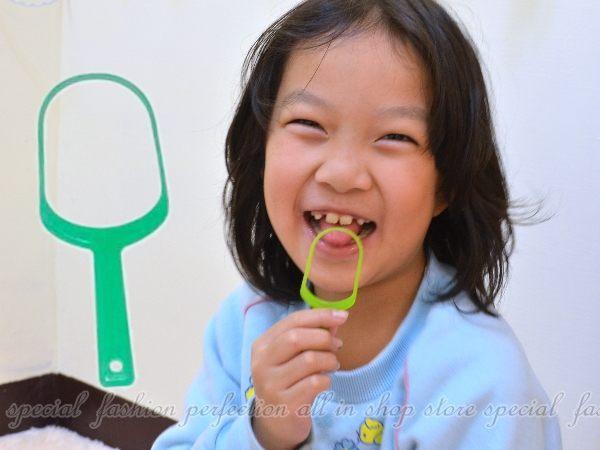 舌苔清潔器JZ-146 舌苔清潔棒1入舌苔清潔刷 口腔清潔器【DX376】◎123便利屋◎