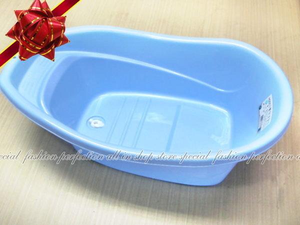 MQB03嬰兒浴盆(小)30公升 北鼻洗澡盆 74.5x45x23公分 嬰兒浴缸~台灣製【GT410】◎123便利屋◎