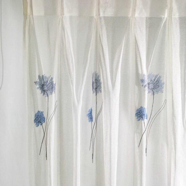 客製化窗紗清新