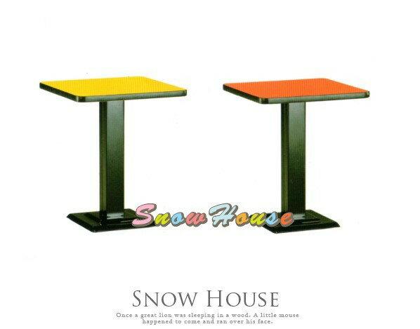╭☆雪之屋居家生活館☆╯AA830-09/11/13 西餐桌711B(烤黑腳/黑邊/寬60cm)/置物桌/三色可選
