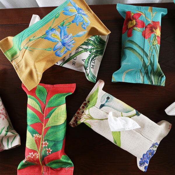 時尚可愛面紙套創意抽取紙巾盒3