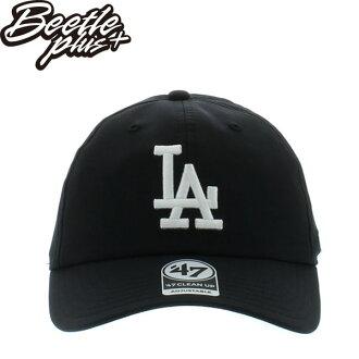 BEETLE 47 BRAND 老帽 洛杉磯 道奇 LOS ANGELES DODGERS DAD 大聯盟 MLB 黑白 MN-434
