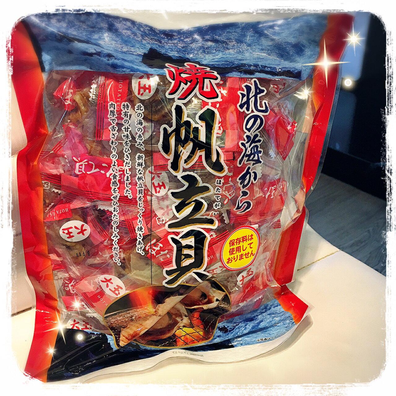 日本商品代購-北海道干貝糖(原味/大)