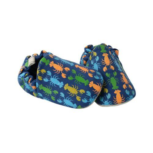 ★衛立兒生活館★英國POCONIDO 手工嬰兒鞋-小龍蝦