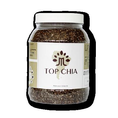 [TOP CHIA] 雪峰奇亞籽 家庭號 (1KG / 罐) 0