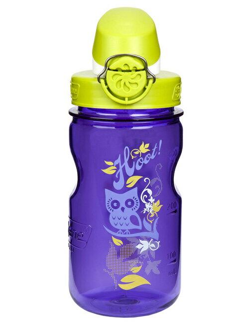 【鄉野情戶外用品店】 Nalgene |美國| OTF 兒童運動型水壼《紫色》/水瓶 隨身水壺 無雙酚A/1263-0003 【容量375ml】