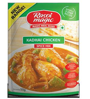 Rasoi Magic Kadhai Chicken 印度混合即食香料粉 (煮雞用)