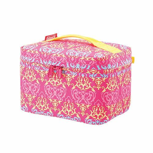 【露營趣】中和 美國 Coleman 4L 紅葉圖騰保冷袋 保溫袋 母乳袋 便當袋 軟式冰桶 軟式冰箱 CM-22231