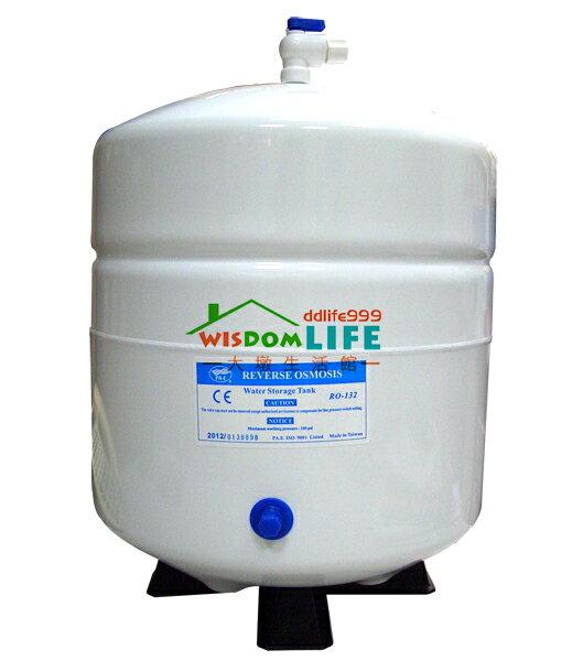 *免運*台製CE認證/NSF認證RO儲水桶(壓力桶)3.2加崙,無付球閥特價只要560元