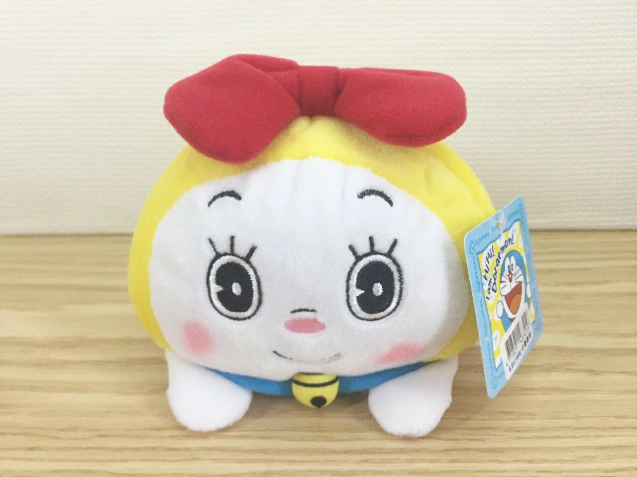 【真愛日本】15112300019 5.5吋TSUM疊疊樂-叮鈴 多拉A夢 小叮噹 Doraemon 娃娃 公仔