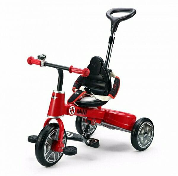 Mini正版授權 兒童摺疊三輪車
