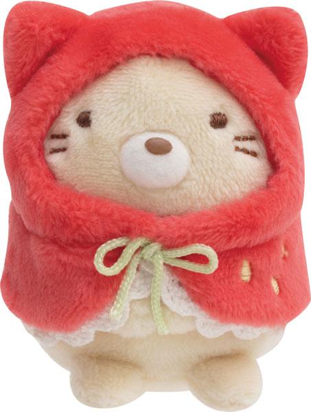 大賀屋 日貨 角落生物 草莓屋 娃娃 恐龍 貓咪 玩偶 擺飾 裝飾 玩具 角落小夥伴 J00018944