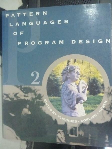 ~書寶 書T2/大學資訊_QEI~Pattern Languages of Program