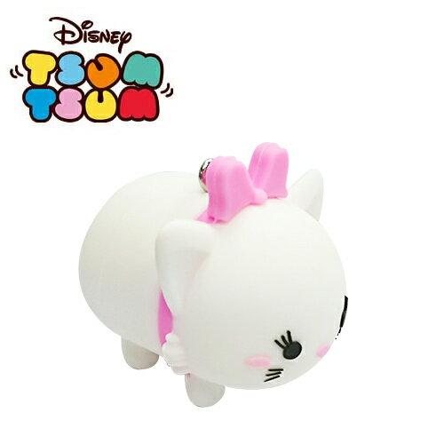 單售【日本進口】瑪莉貓 MARIE 瑪麗貓 TSUM TSUM 疊疊樂 吊飾 迪士尼 Disney - 079777