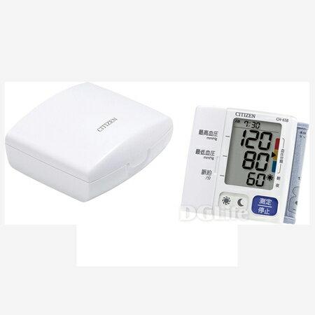 CITIZEN 星辰 手腕式電子血壓計 CH-658