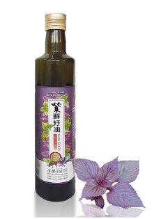 金椿茶油工坊紫蘇籽油(紫蘇油)250ml瓶適於生飲、沙拉沾食限時特惠