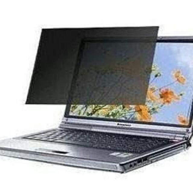 桌上型/筆記型電腦防窺片15.6(16:9)=344.2*193.5mm再贈擦拭布