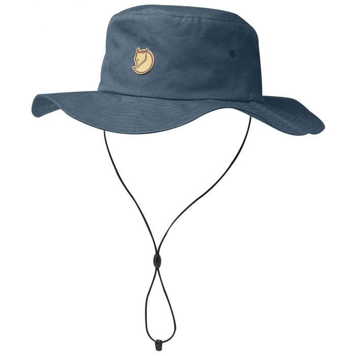 【鄉野情戶外用品店】 Fjallraven |瑞典| 小狐狸 Hatfield Hat 遮陽帽 G1000 防曬帽 藍灰色/79258